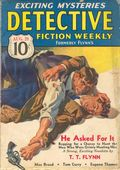 Detective Fiction Weekly (1928-1942 Red Star News) Pulp Vol. 104 #5