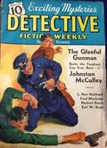 Detective Fiction Weekly (1928-1942 Red Star News) Pulp Vol. 105 #1