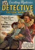 Detective Fiction Weekly (1928-1942 Red Star News) Pulp Vol. 105 #2