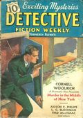 Detective Fiction Weekly (1928-1942 Red Star News) Pulp Vol. 105 #3