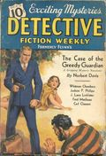 Detective Fiction Weekly (1928-1942 Red Star News) Pulp Vol. 105 #4