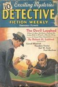 Detective Fiction Weekly (1928-1942 Red Star News) Pulp Vol. 105 #5