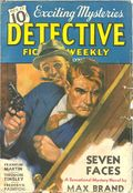 Detective Fiction Weekly (1928-1942 Red Star News) Pulp Vol. 105 #6