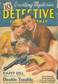 Detective Fiction Weekly (1928-1942 Red Star News) Pulp Vol. 106 #2