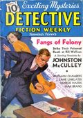 Detective Fiction Weekly (1928-1942 Red Star News) Pulp Vol. 106 #3