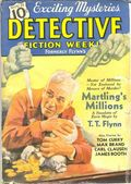 Detective Fiction Weekly (1928-1942 Red Star News) Pulp Vol. 106 #5