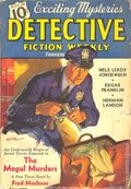 Detective Fiction Weekly (1928-1942 Red Star News) Pulp Vol. 106 #6