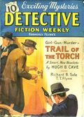 Detective Fiction Weekly (1928-1942 Red Star News) Pulp Vol. 107 #3