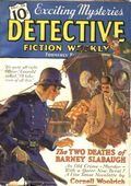 Detective Fiction Weekly (1928-1942 Red Star News) Pulp Vol. 107 #4
