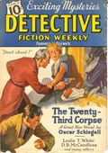 Detective Fiction Weekly (1928-1942 Red Star News) Pulp Vol. 107 #5