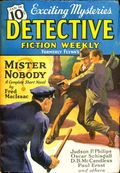 Detective Fiction Weekly (1928-1942 Red Star News) Pulp Vol. 108 #1