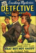 Detective Fiction Weekly (1928-1942 Red Star News) Pulp Vol. 108 #3
