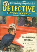 Detective Fiction Weekly (1928-1942 Red Star News) Pulp Vol. 108 #6