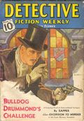 Detective Fiction Weekly (1928-1942 Red Star News) Pulp Vol. 109 #3