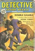 Detective Fiction Weekly (1928-1942 Red Star News) Pulp Vol. 109 #4