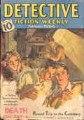 Detective Fiction Weekly (1928-1942 Red Star News) Pulp Vol. 109 #5