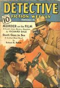 Detective Fiction Weekly (1928-1942 Red Star News) Pulp Vol. 109 #6