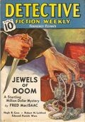 Detective Fiction Weekly (1928-1942 Red Star News) Pulp Vol. 110 #1