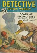 Detective Fiction Weekly (1928-1942 Red Star News) Pulp Vol. 110 #2