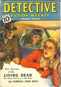 Detective Fiction Weekly (1928-1942 Red Star News) Pulp Vol. 110 #3