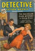 Detective Fiction Weekly (1928-1942 Red Star News) Pulp Vol. 110 #4