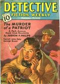 Detective Fiction Weekly (1928-1942 Red Star News) Pulp Vol. 110 #5