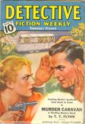 Detective Fiction Weekly (1928-1942 Red Star News) Pulp Vol. 110 #6