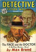 Detective Fiction Weekly (1928-1942 Red Star News) Pulp Vol. 111 #1
