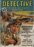 Detective Fiction Weekly (1928-1942 Red Star News) Pulp Vol. 111 #3