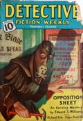 Detective Fiction Weekly (1928-1942 Red Star News) Pulp Vol. 111 #4