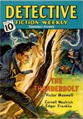 Detective Fiction Weekly (1928-1942 Red Star News) Pulp Vol. 112 #1