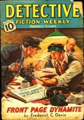 Detective Fiction Weekly (1928-1942 Red Star News) Pulp Vol. 112 #2
