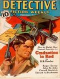 Detective Fiction Weekly (1928-1942 Red Star News) Pulp Vol. 112 #3