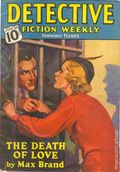 Detective Fiction Weekly (1928-1942 Red Star News) Pulp Vol. 112 #4
