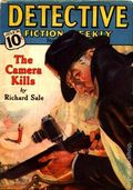 Detective Fiction Weekly (1928-1942 Red Star News) Pulp Vol. 112 #5