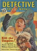 Detective Fiction Weekly (1928-1942 Red Star News) Pulp Vol. 113 #2
