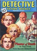 Detective Fiction Weekly (1928-1942 Red Star News) Pulp Vol. 113 #3
