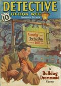 Detective Fiction Weekly (1928-1942 Red Star News) Pulp Vol. 113 #4
