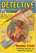 Detective Fiction Weekly (1928-1942 Red Star News) Pulp Vol. 113 #6