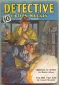 Detective Fiction Weekly (1928-1942 Red Star News) Pulp Vol. 114 #1