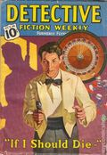 Detective Fiction Weekly (1928-1942 Red Star News) Pulp Vol. 114 #4