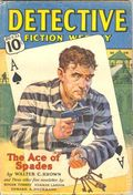 Detective Fiction Weekly (1928-1942 Red Star News) Pulp Vol. 114 #5
