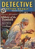 Detective Fiction Weekly (1928-1942 Red Star News) Pulp Vol. 114 #6