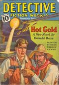 Detective Fiction Weekly (1928-1942 Red Star News) Pulp Vol. 115 #1