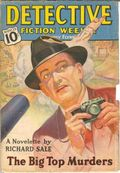 Detective Fiction Weekly (1928-1942 Red Star News) Pulp Vol. 115 #2