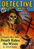 Detective Fiction Weekly (1928-1942 Red Star News) Pulp Vol. 115 #3