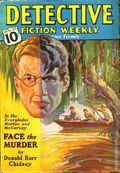 Detective Fiction Weekly (1928-1942 Red Star News) Pulp Vol. 115 #4