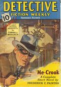 Detective Fiction Weekly (1928-1942 Red Star News) Pulp Vol. 115 #5