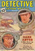 Detective Fiction Weekly (1928-1942 Red Star News) Pulp Vol. 115 #6