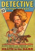 Detective Fiction Weekly (1928-1942 Red Star News) Pulp Vol. 116 #1